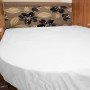 Caravan fitted sheet